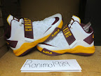 nike zoom soldier 6 pe christ the king home alternate 1 01 First Look at Nike Zoom Soldier VI Christ the King Alternate