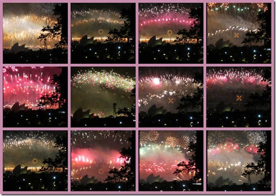 NYE 2012 Collage