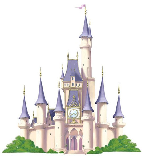 FONDO DE castillo de princesas DISNEI - Imagui