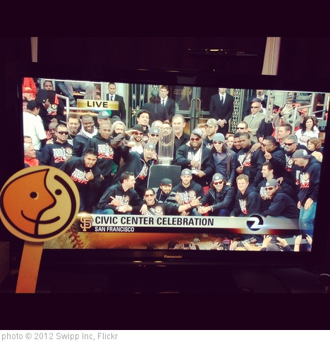 'Swipp the #SFGiants #WorldSeries Champs' photo (c) 2012, Swipp Inc - license: http://creativecommons.org/licenses/by-sa/2.0/