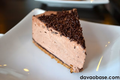 Choco Cheese Cake at Coffee Dream