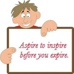 aspire to inspire before you expire essay Sunway group has always been a passionate advocate for education and the mastery of the english language public speaking and essay writing to help young malaysians improve their i aspire to inspire before i expire - tan sri dr jeffrey cheah - duration: 1:01.