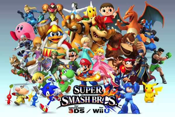 Super Smash Bros and other favorite video games. A mom of 4 boys lists her top 10 favorite gifts for boys. All items listed are owned by the family and have been used on a consistent basis. They have stood the test of time, and more importantly, the possibility of being destroyed by 4 boys.