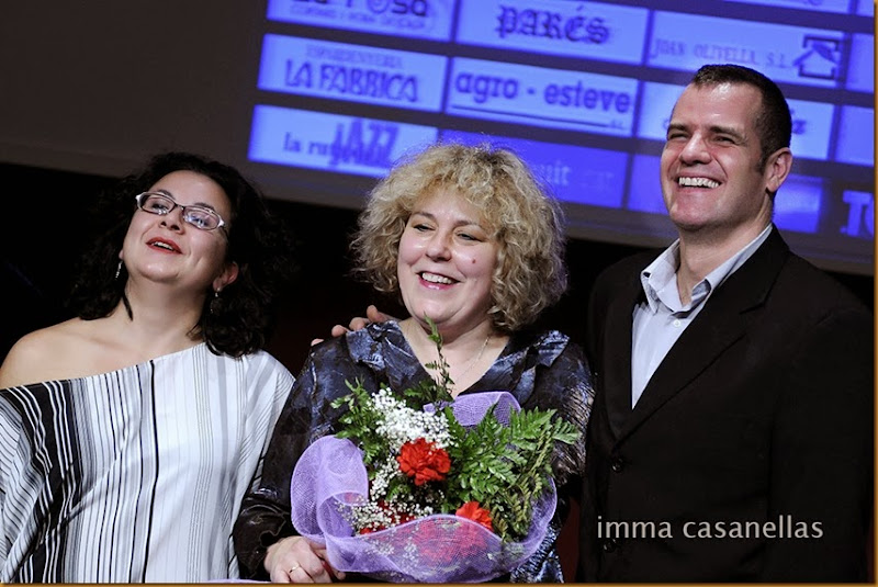 Sister Marion, Big Mama i Olivier Rocqué, Vilafranca del Penedès 2013