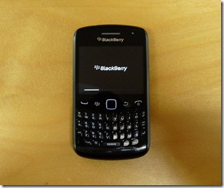BlackBerry Curve 9360 (Apollo) Coming Soon