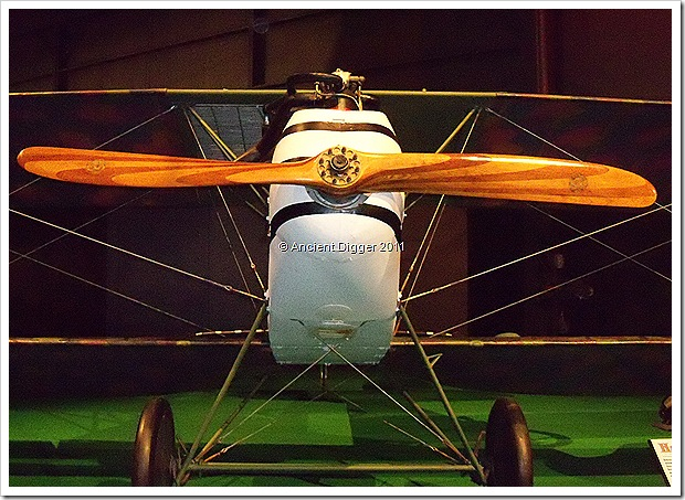 Halberstadt CL IV airplane