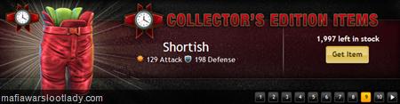 shortish