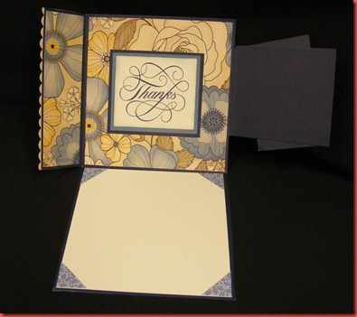 Pemberley 6x6card inside first flap