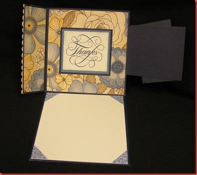 Pemberley 6x6card inside first flap
