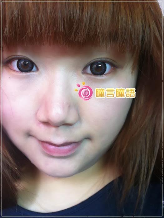 韓國GEO隱形眼鏡-Bella貝拉灰5