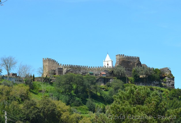 Glória Ishizaka - Castelo de Penela 2
