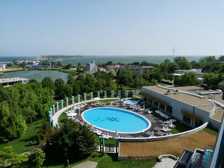 Cazare Litoral: Hotel Europa Eforie Nord - piscina