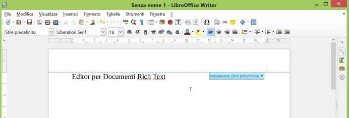 documnto-writer-libre-office