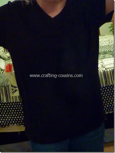 ruched sleeve cardigan (1)