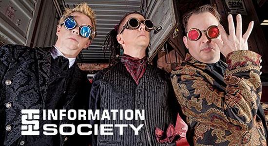Information Society em São Paulo