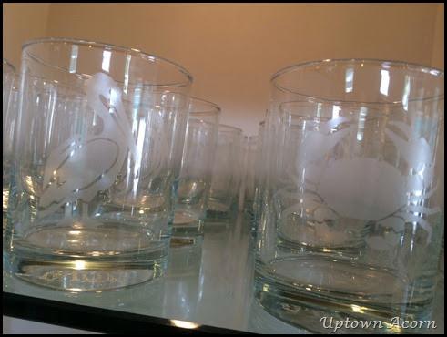 glassware DOF