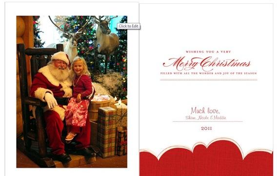 Christmas card 1.0