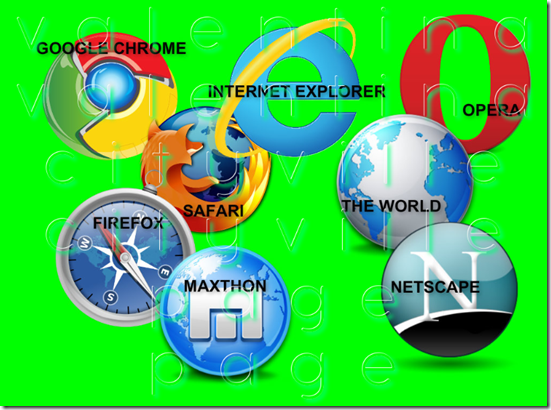browser e download