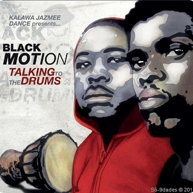 [2CD's] Black Motion - Talking To The Drums (Álbum) [Download Gratuito]
