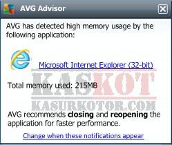 AVG Advisor