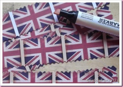 Diamond Jubilee Crafts Party poppers