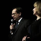 Un Président Olivier Mille et une Directrice Artistique Teresa Cavina