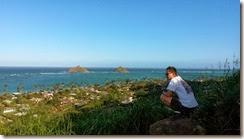 ハワイ島のオーシャンスピリット