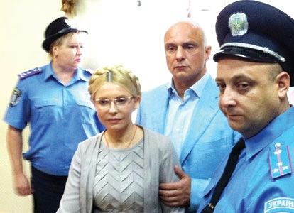 7ετή κάθειρξη αντιμετωπίζει η Τιμοσένκο