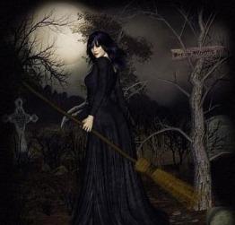 Brujas ... Bruja-en-halloween-279x300%25255B6%25255D