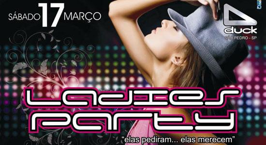 Ladies Party - Duck Club - São Pedro