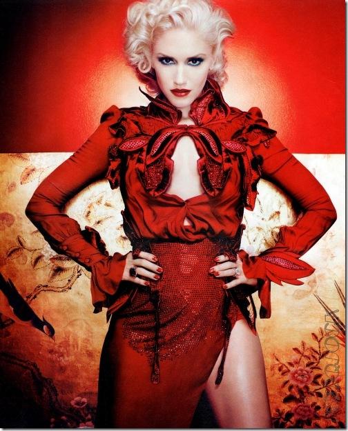 Gwen Stefani Hot
