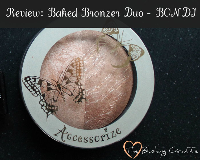 accessorize baked bronzer due bondi 4