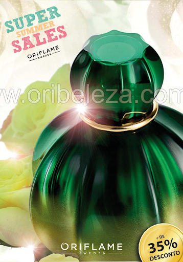 Mirage da Oriflame – Catálogo 11/2011