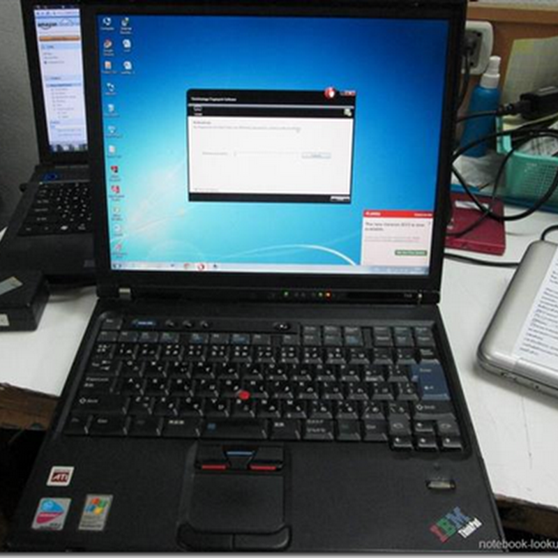 Download Driver IBM ThinkPad T43 For Windows 7 32bit