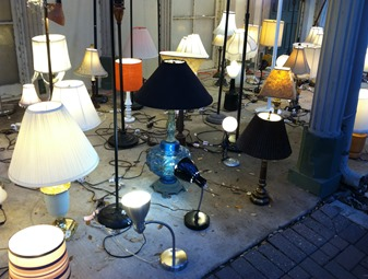 lamps by judith cottrell