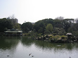 The Fukagawa Kiyosumi Teien Gardens