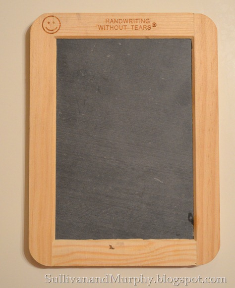 mini chalkboard