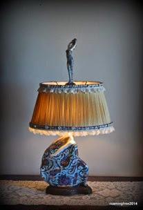 Fancy Lamp