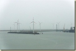 Windmills in Zeebruge (Small)