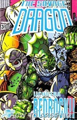 P00004 - Savage Dragon Mini #3
