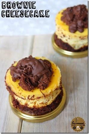 Brownie Cheesecake 3