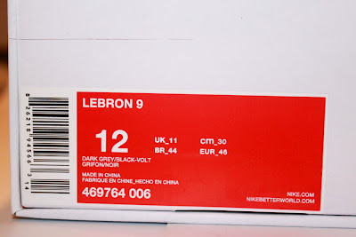 nike lebron 9 gr black green dunkman 4 05 Another Look at Nike LeBron Dunkman   Different Version