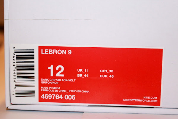 Another Look at Nike LeBron 8220Dunkman8221 8211 Different Version