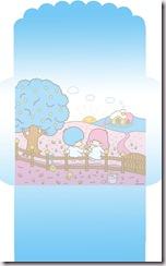 LittleTwin Stars-08 envelope