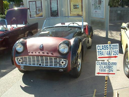 1961 Triumph TR3A - In