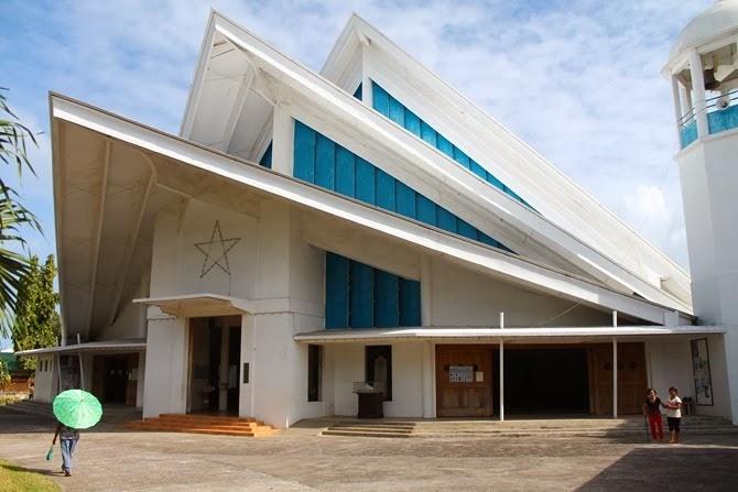 St. Roch Catholic Church, Manapla