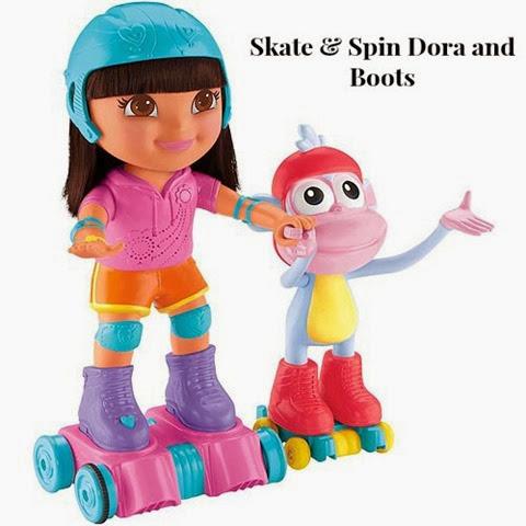 skating-dora-boots