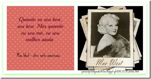 Imagem de Mae West