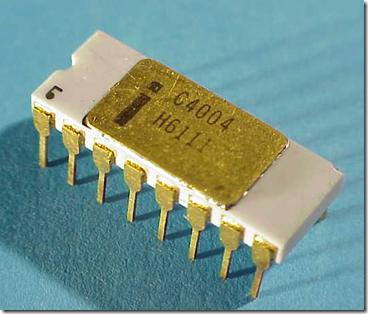 Intel 4004 (1971)