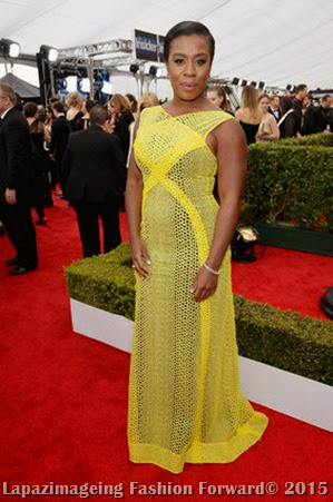 Uzo Aduba in Angel Snchez